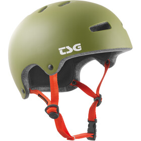 TSG Superlight Solid Color II Helmet satin olive